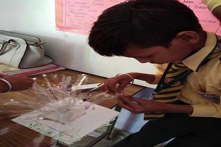 Bright Future Idyllic Akal Academy Senior Secondary School-Craft