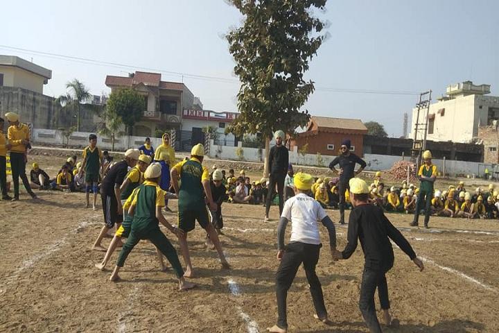 Bright Future Idyllic Akal Academy Senior Secondary School-Sports