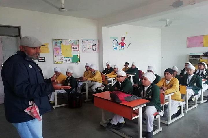 Bright Future Idyllic Akal Academy Senior Secondary School-Classroom