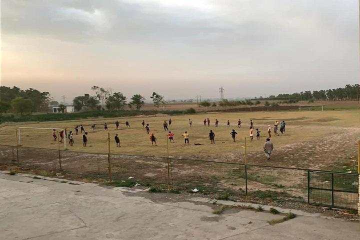 Bright Future Idyllic Akal Academy Senior Secondary School-Ground