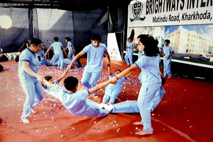 Brightways International School-annual day1