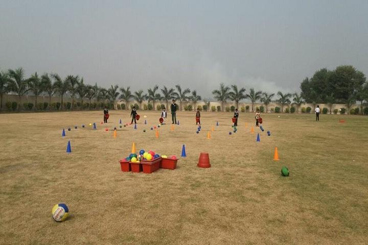 Brightways International School-outdoor games1