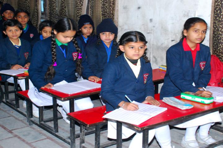 British Public School-Class Room