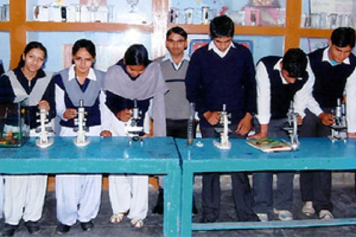 British Public School- Science lab