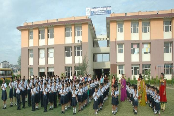 Broadways International School-Assembly