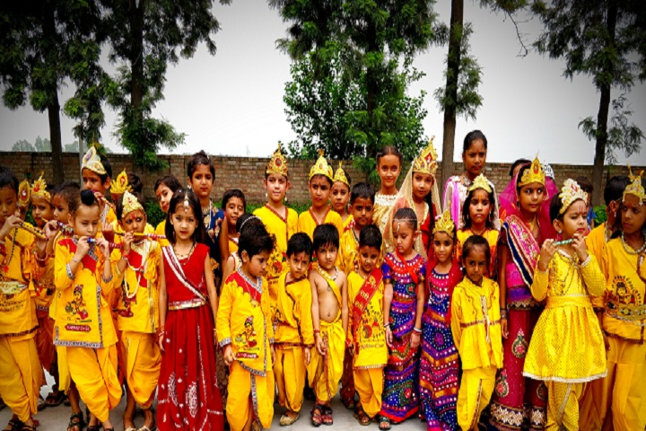 BRSK International Public School-Events celebration