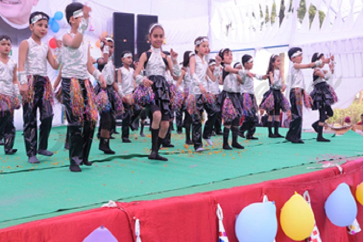 BRSK International Public School-Events dance