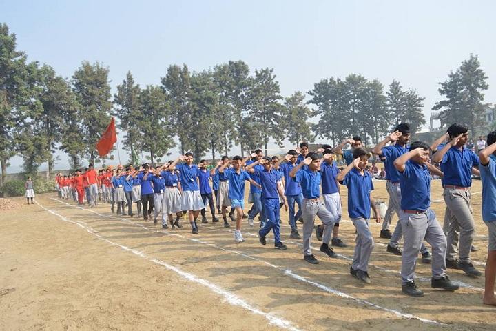 BRSK International Public School-Others sports meet