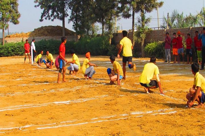 BRSK International Public School-Sports kho kho