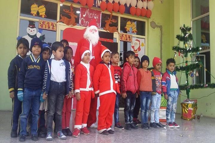 C L Public School-Christmas celebration