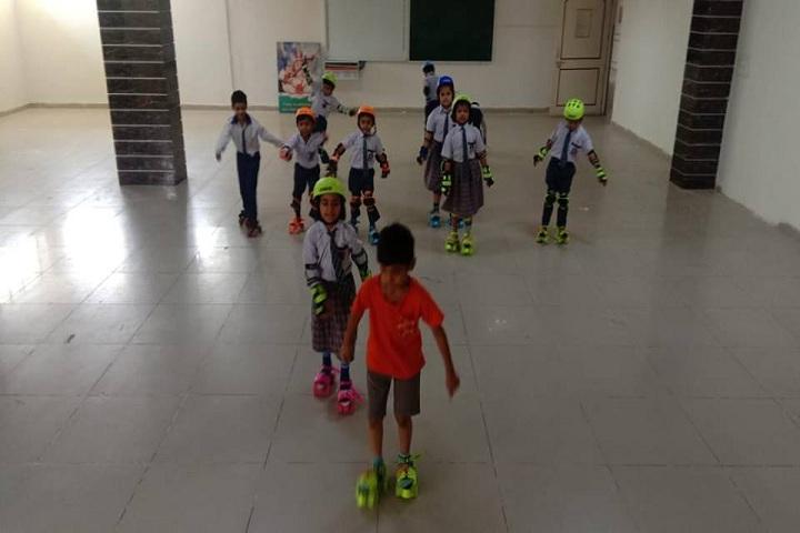 C L Public School-Skating