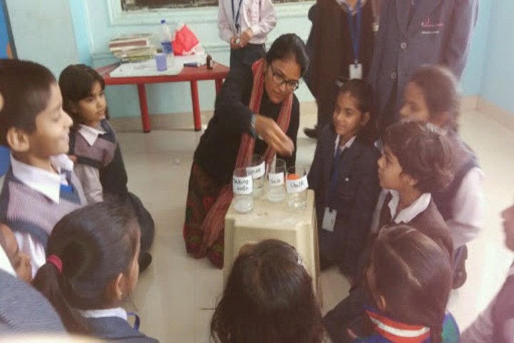 C.D. International School-Activity