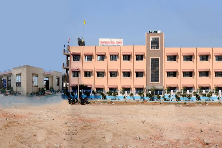 C.D. International School-Campus