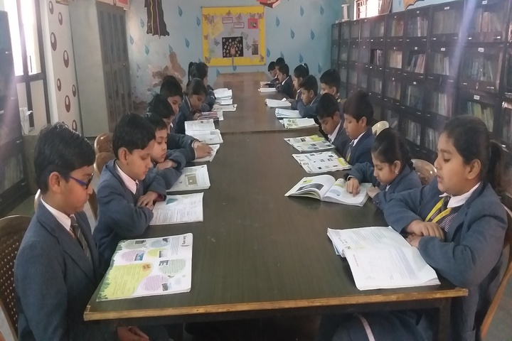 C.D. International School-Library