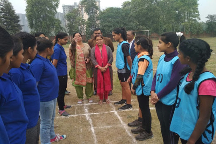 C.D. International School-Sports Meet