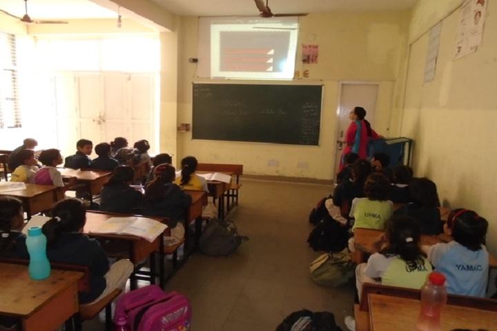 C D Foundation Of Education-Classroom
