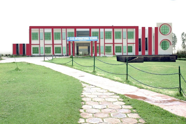 CDS International School-Campus View