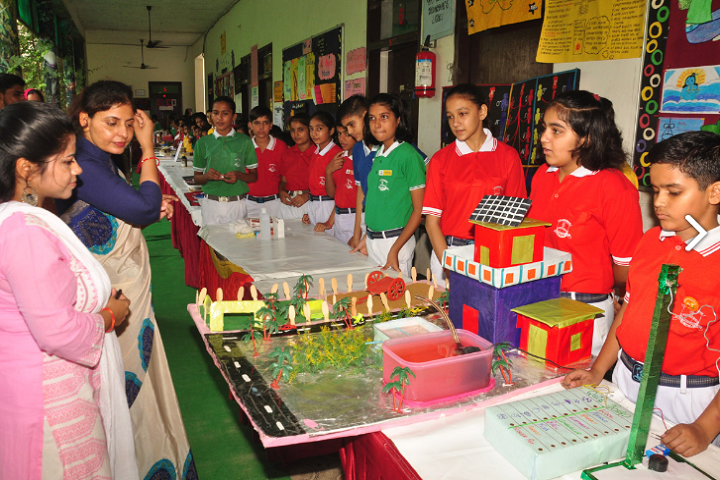 CDS International School-Exhibition