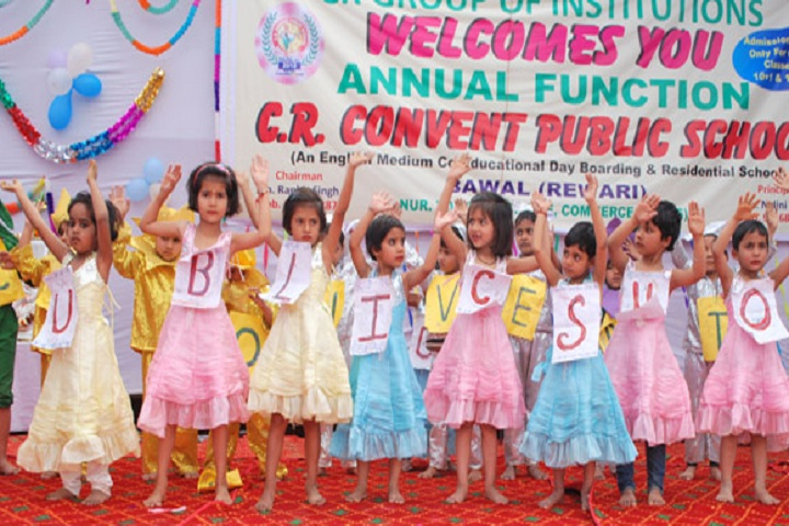 C R Bhartiya Vidya Mandir Senior Secondary School-Events function