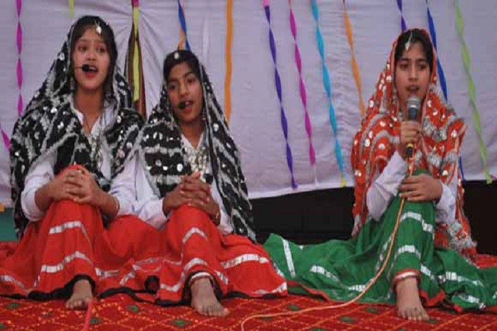C R Bhartiya Vidya Mandir Senior Secondary School-Cultural Events