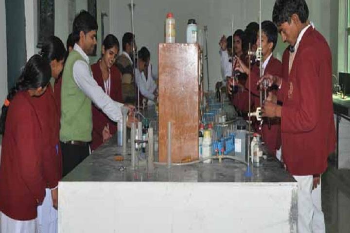 C R Bhartiya Vidya Mandir Senior Secondary School-Chemistry Laboratory