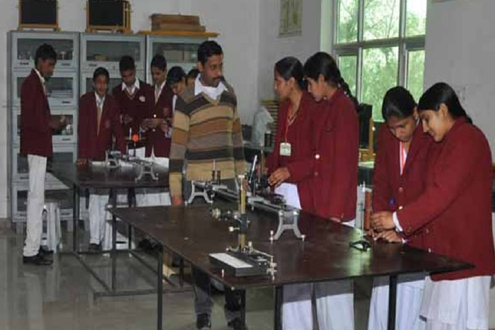 C R Bhartiya Vidya Mandir Senior Secondary School-Physics Laboratory