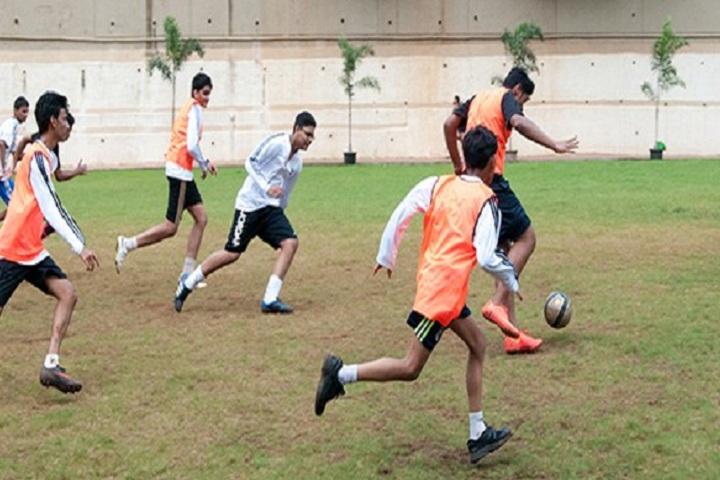 C R Bhartiya Vidya Mandir Senior Secondary School-Sports
