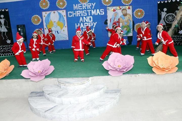 C S International School-Christmas Celebration