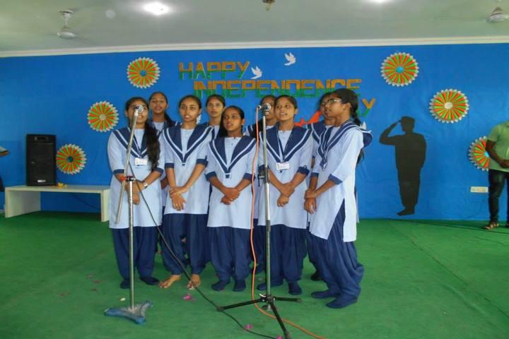 C S International School-Independence Day