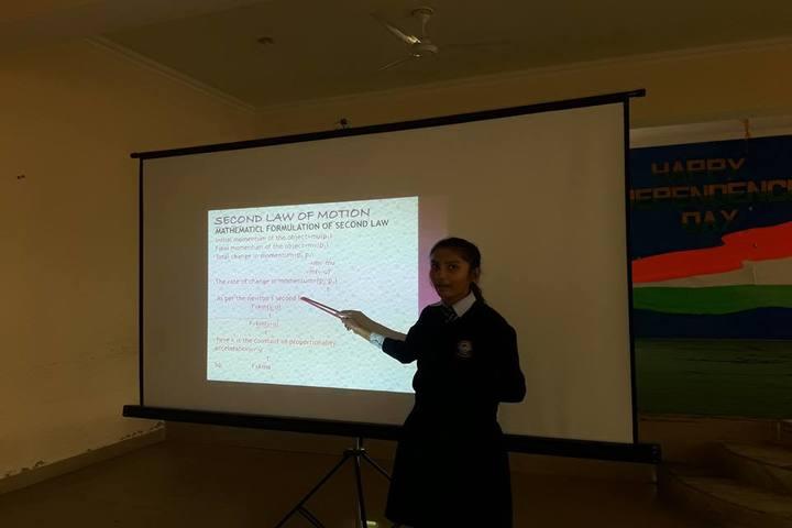 C S International School-Seminar