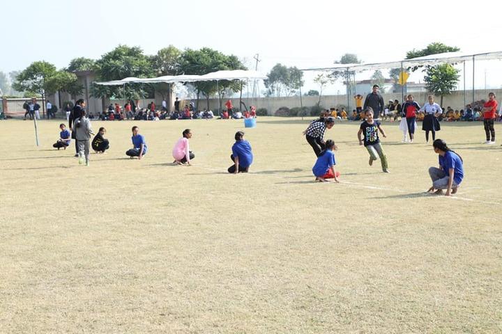 C S International School-Sports Day