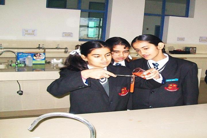 CSM Public School-Lab