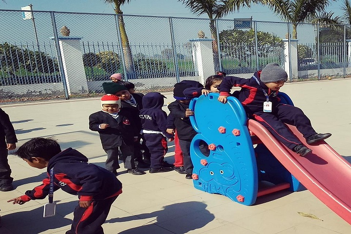 CSM Public School-Outdoor Games