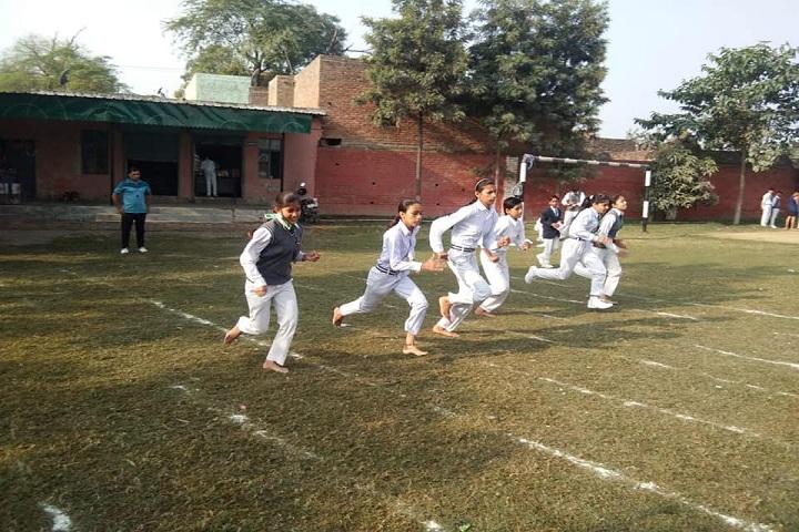 Cambridge Fields Global School-Sports Day