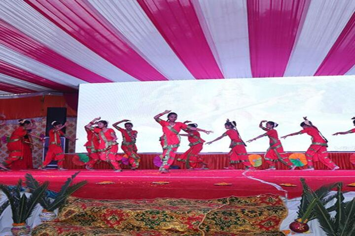 Cambridge International Senior Secondary School-Dance
