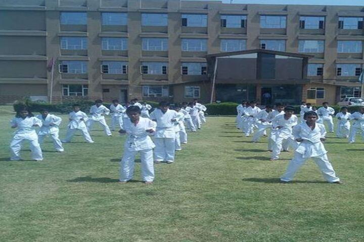Cambridge International Senior Secondary School-Karate