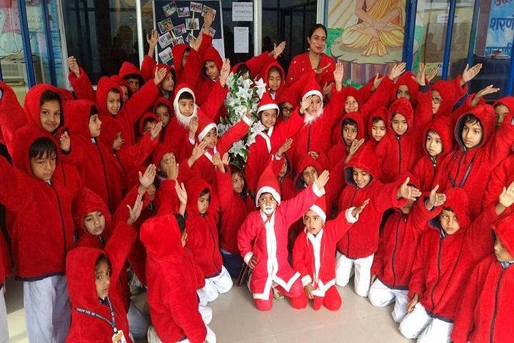 Cambridge International Senior Secondary School-Christmas Celebration