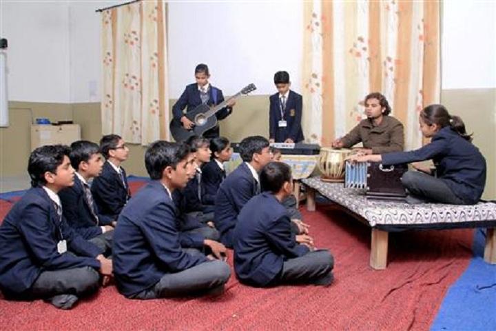 Cambridge Public School-Music Class
