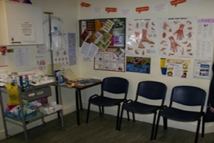 Cambridge Public School-Medical Room