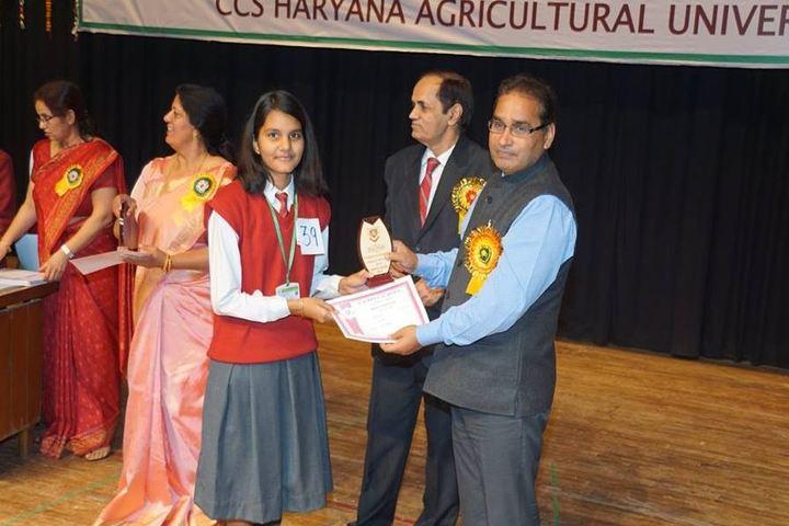 Campus School-Award