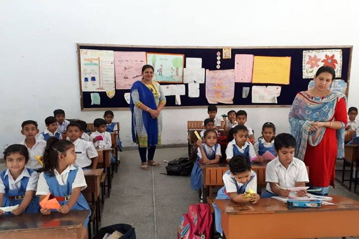 Campus School-Classroom