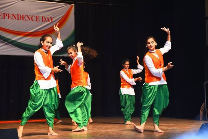 Campus School-Dance