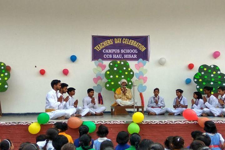 Campus School-Event