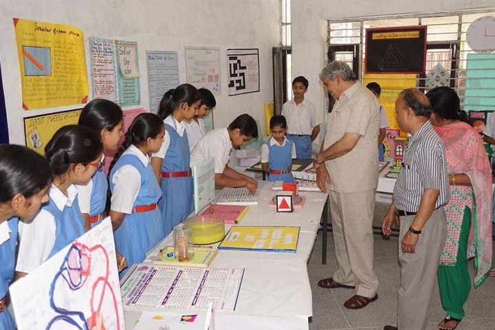 Campus School-Exhibition