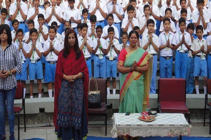 Campus School-Prayer