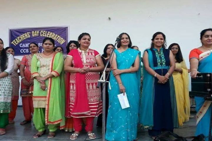 Campus School-Staff