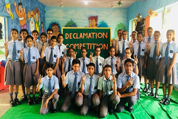 Canal Valley Public School-Declamation Competition