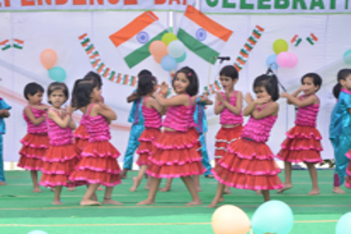 Canal Valley Public School-Independence Day