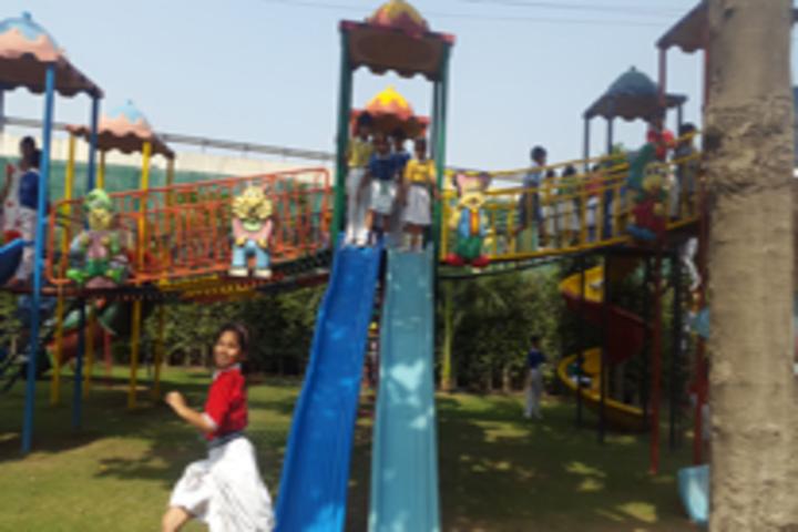 Canal Valley Public School-Play Area