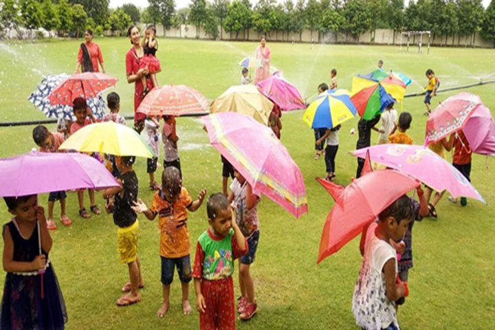 Canal Valley Public School-Rain Dance